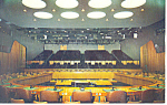 United Nations Economic Chamber Postcard p15527