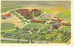 Boys Town, NE, Father Flanagan Boys Home Postcard 1949