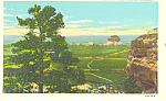Click here to enlarge image and see more about item p15559: Dome Rock, NE, Postcard