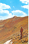 Click here to enlarge image and see more about item p15648: Mt Walter, Taos, NM  Postcard