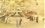 Lunch Room,Carlsbad Caverns, NM  Postcard 1969
