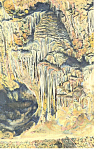 Click here to enlarge image and see more about item p15677: Ice Caves El Morro NM  Postcard p15677