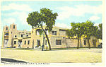 Mexico Art Museum,Santa Fe, NM  Postcard