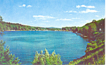 Lake Winnipesaukee,NH Postcard 1964