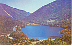 Echo Lake ,NH  Postcard
