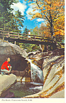 The Basin Franconia Notch,NH  Postcard