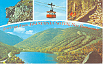 Views of Franconia Notch,NH  Postcard