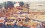 Wilmington DE Du Pont Mills Postcard