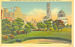 International House New York City NY  Postcard p15824