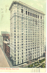 Empire Building New York City NY  Postcard p15825 1907