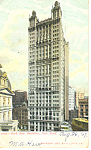 Park Row Bldg,New York City, NY  Postcard 1907