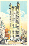 Park Row Bldg,New York City NY  Postcard p15843