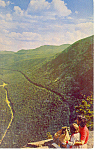 Crawford Notch,NH  Postcard
