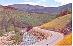 Kancamagus Highway,White Mountains, NH Postcard 1964