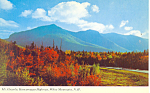 Kancamagus Highway,White Mountains, NH Postcard