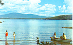 Pleasant Lake,NH Postcard