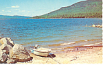 Mooselookmeguntic Lake, Bald Mountain, NH Postcard