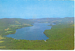 Mascoma Lake, Enfield, NH Postcard 1960