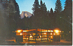 Yosemite Lodge Yosemite National Park CA  Postcard p16032 1963