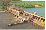 Click here to enlarge image and see more about item p16048: Conowingo Hydroelectric Plant MD Postcard p16048