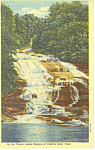 Lower Falls, Buttermilk Falls State Park NY Postcard