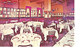 Interior of Sardis New York City  Postcard p16198