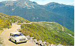 Mt Washington Auto Road, NH Postcard