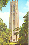 Click here to enlarge image and see more about item p16236: Singing Tower, Lake Wales, FL Postcard