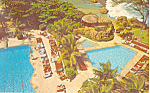 Click here to enlarge image and see more about item p16252: San Jeronimo Pool, San Juan Puerto Rico Postcard
