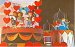 Its a Small World, Disney World, FL  Postcard