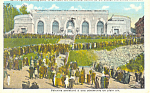 Click here to enlarge image and see more about item p16306: St Joseph s Oratory Montreal Canada Postcard p16306  1929