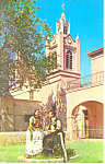 San Felipe Church Albuquerque  NM Postcard p16353