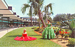Cypress Gardens,FL, New Buildings Postcard