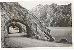 Click here to enlarge image and see more about item p1648: Tunnels Shore Drive Yellowstone Photo