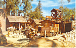 Arastra,Knotts Berry Farm, CA Postcard p16527