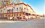 Click here to enlarge image and see more about item p16528: Calico Saloon,Knotts Berry Farm, CA Postcard p16528