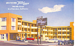 Click here to enlarge image and see more about item p16532: Travelodge, San Franciso, CA Postcard