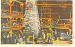 Click here to enlarge image and see more about item p16546: Old Faithful Inn,Yellowstone National Park,WY Postcard
