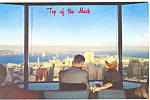Click here to enlarge image and see more about item p16558: Top of the Mark,San Francisco,CA Postcard
