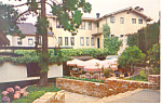 Pine Inn Carmel by the Sea CA Postcard p16560