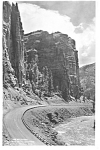 Click here to enlarge image and see more about item p1656: Palisades Cody Road  Yellowstone  Photo