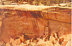 Mesa Verde National Park, CO Postcard