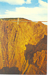 Click here to enlarge image and see more about item p16579: Royal Gorge Bridge, Canon City, CO Postcard
