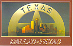 Click here to enlarge image and see more about item p16602: Dallas Texas Postcard p16602