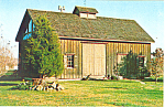 John Holmes Barn, Cape May, NJ Postcard
