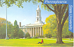 Old Main, Pennsylvania State University Postcard