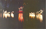 Festival of Lights,Oglebay, WV Postcard