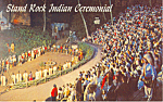 Indian Ceremonial Wisconsin Dells, WI Postcard