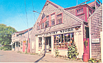 Rockport , Massachusetts, Country Store   Postcard