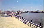 Click here to enlarge image and see more about item p16717: The Harbor at Crisfield  Maryland Postcard p16717